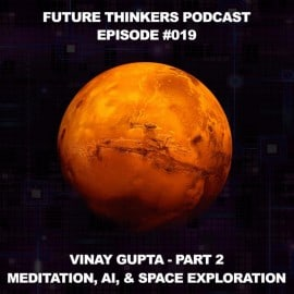 FTP019: Vinay Gupta - Hakuna Matata, Space Pharaoh! Quantum Mechanics, Space Exploration, and Enlightenment