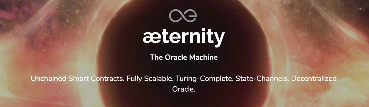 Aeternity blockchain platform