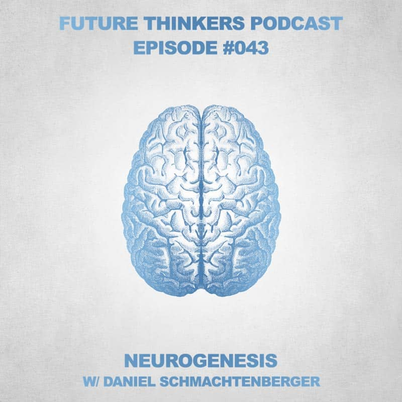 Future Thinkers Podcast Episode 43 - Neurogenesis with Daniel Schmachtenberger