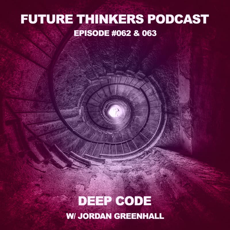 Future Thinkers Podcast guest Jordan Greenhall explains deep code, the cycle of learning, re-examining the assumptions our world rests on, and the criteria for new civilization design.
