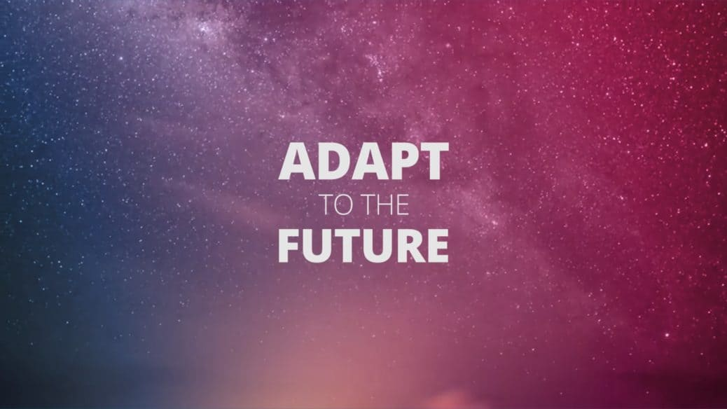 Adapt to the Future Video Series by Future Thinkers