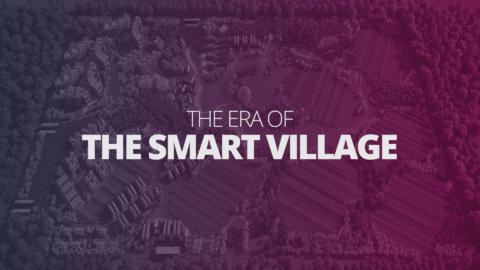 Smart Village Infographic