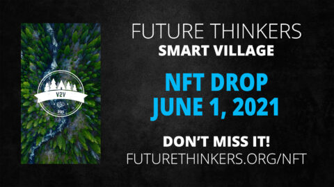 We're dropping our first NFTs for the Smart Village